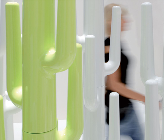 Cactus Appendiabiti.Appendiabiti Cactus Per Nails Corner Metrodesign Arredamento Per