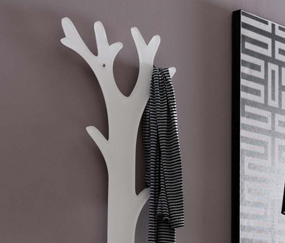 Appendiabiti da parete treewall metr design arredamento per nail center - Appendiabiti da parete design ...