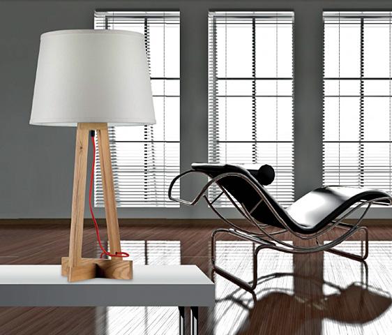 Cheap lampada da tavolo in legno per arredamento nail - Lampade da tavolo in legno ...