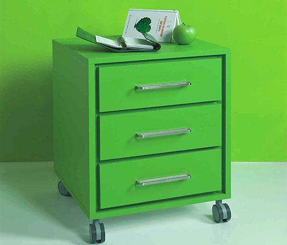 Cassettiere per ufficio buffetti classificatori metallici for Ruote arredamento