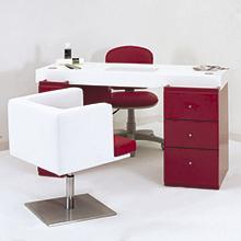 Vendita promozionale di tavoli usati riportati a nuovo per nail center metr design arredamento - Tavolo per unghie usato ...