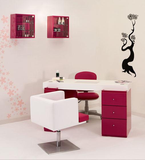 Offerta arredamento completo per area manicure design facile conveniente metr design - Tavolo per unghie usato ...