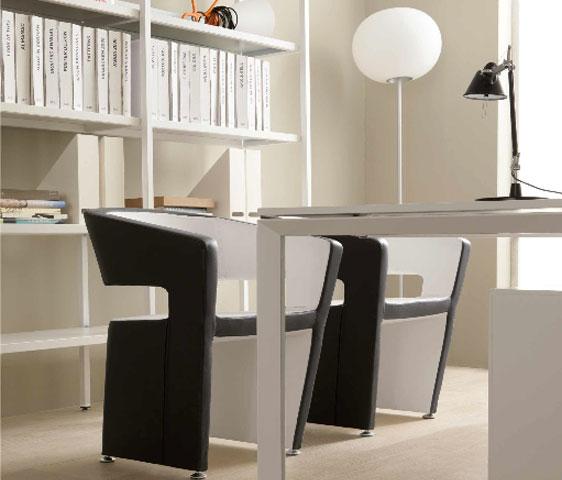 Poltroncine design per l 39 arredamento dell 39 area attesa del for Arredamento reception estetica
