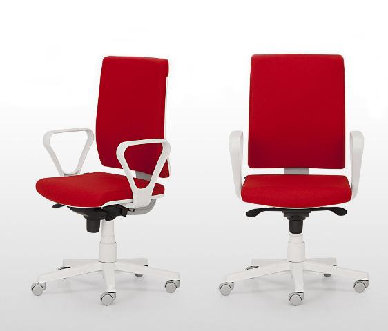 Seduta operatore sughero per nail center dai lineamenti squadrati metr design arredamento per - Ergonomia sedia ...