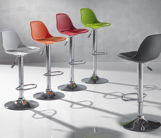 Metr design arredamento per nail center for Consolle colorata